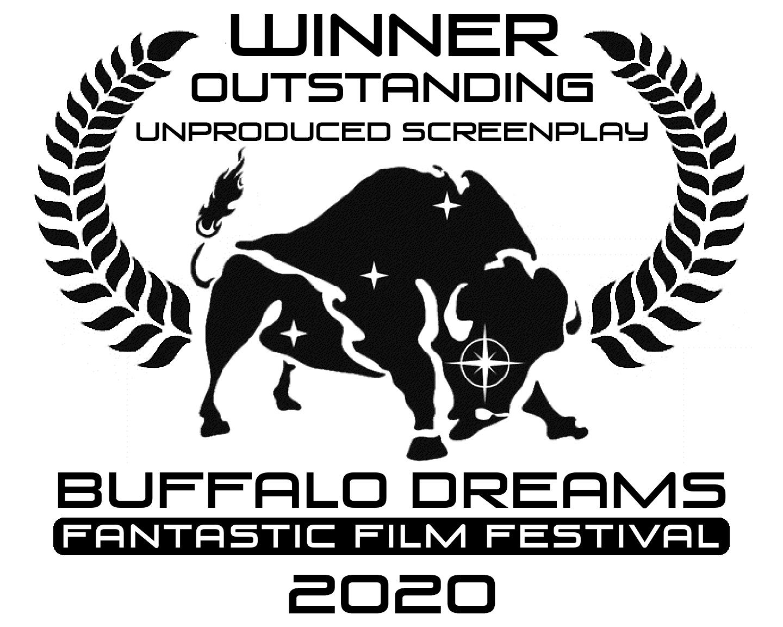 Winner Outstanding Unproduced Screenplay