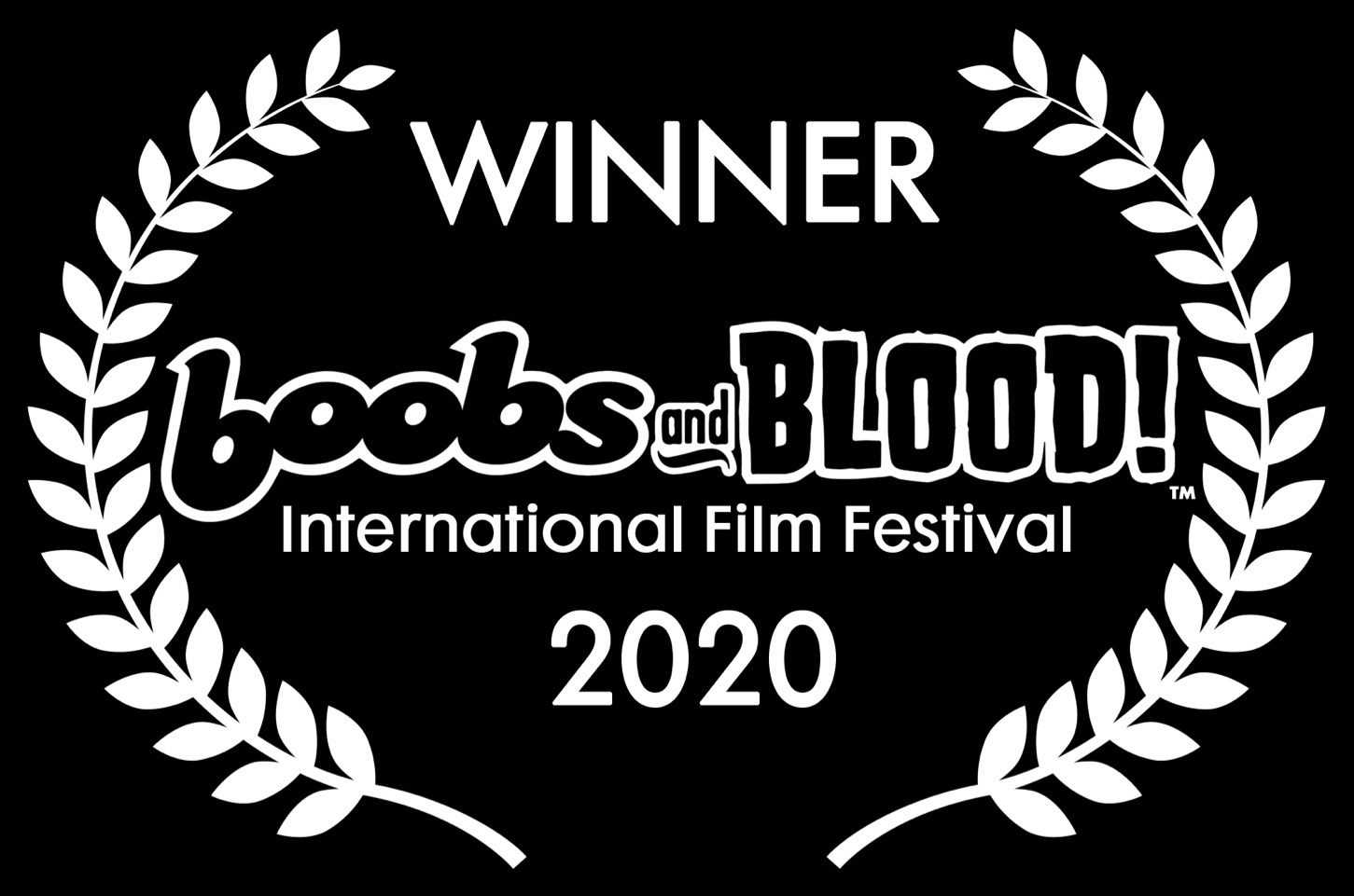 Boobs and Blood Award